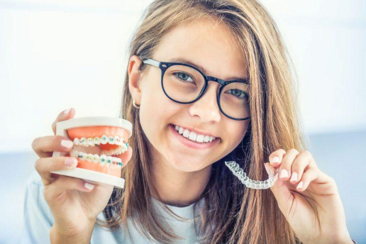 Orthodontics teens